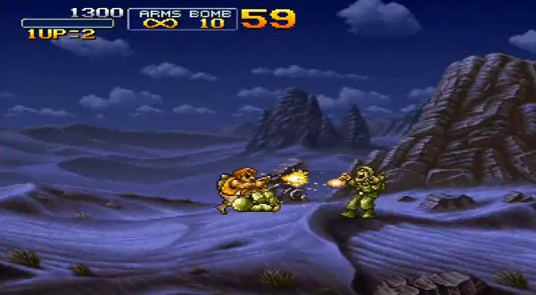 metal slug 8 nds